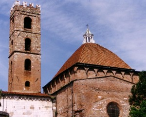 Lucca church 1