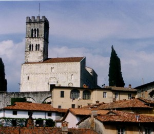 barga church