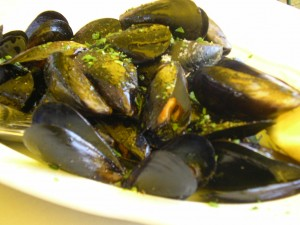 ciccio mussels